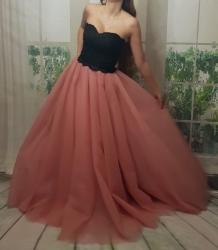 9d68a11d43cc červánkové růžovočerné plesové šaty