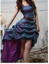 fialové plesové šaty Agate 9593d57de7
